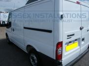 Ford - Transit - Transit - (07-2014) - Locks 4 Vans ULTIMATE VAN LOCK - Eastbourne - Sussex