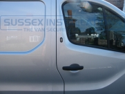 Renault - Trafic - Trafic (2014 - ON) - Van Security Packages -   - Sussex - London & The South East
