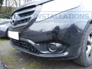 Mercedes - Vito / Viano - Vito/Viano (W447, 2015 - ON) - ParkSafe PS746 Front Parking Sensors - Eastbourne - Sussex