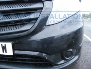 Mercedes - Vito / Viano - Vito/Viano (W447, 2015 - ON) - ParkSafe PS746 Front Parking Sensors -   - Sussex - London & The South East