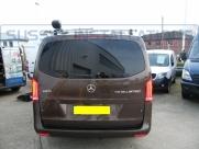 Mercedes - Vito / Viano - Vito/Viano (W447, 2015 - ON) (12/2015) - Mercedes Vito 2015 - Rear window grill blank - Eastbourne - Sussex