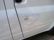 Ford - Transit - Transit - (07-2014) - Sussex Installations FOR1-RL REP LOCK -   - Sussex - London & The South East