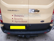 Ford - Transit - Transit - (2014 - On) - Armaplate SENTINEL - FORD TRANSIT -   - Sussex - London & The South East