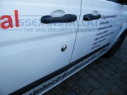 Mercedes - Vito / Viano - Vito/Viano (W639, 2004 - 2015) - Locks 4 Vans T SERIES VAN SLAMLOCKS - Eastbourne - Sussex