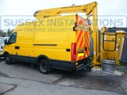 Iveco - Daily - Deadlocks -   - Sussex - London & The South East