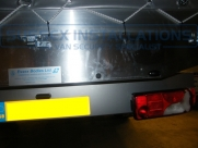 Mercedes - Sprinter - Sprinter (2006 - 2013) W906 - Parking Sensors - Online Shop & Worldwide Delivery - Sussex - London & The South East