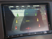 """The reversing camera display is automatically switched on when the vehicle is put into reverse. - Mercedes - Sprinter - Sprinter (W906, 2006 - 2013) (null/201) - Mercedes Sprinter 8"""" Screen Sat Nav and Reversing Camera -   - Sussex - London & The South East"""