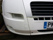 Fiat Ducato existing bumper layout no day running light - Fiat - Ducato - Ducato - (2006 - 2011) (null/201) - LED Lighting Ducato Led DRL - Maidstone - KENT