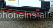 Hope Safe T Bar - Van Steps and Bars - NEWBURY - BERKSHIRE