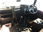 Seat Strip for Corbeaus - Land Rover - Defender (null/201) - Land Rover Defender Audio Upgrade - WITNEY - OXFORDSHIRE