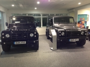 Land Rover - Defender - Van Conversions - WITNEY - OXFORDSHIRE