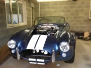 Cobra copy based on Jag XJ chassic - Alarms & Immobilisers - WITNEY - OXFORDSHIRE
