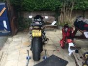 Motorbike CCTV Telemetry -   - West Midlands - Birmingham, Worc