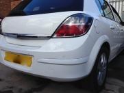 Vauxhall - Astra/Astravan - Astra H - (2004 - 2009) (01/2010) - Vauxhall Astra Reverse Parking Sensors - BLACKPOOL - LANCASHIRE