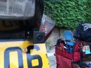 Rear Camera - Suzuki (08/2006) - Motorbike CCTV Telemetry -   - West Midlands - Birmingham, Worc