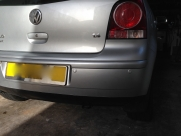 VW Polo Reverse Parking Sensors - BLACKPOOL - LANCASHIRE