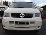 VW Transporter DRL daylight running lights - BLACKPOOL - LANCASHIRE