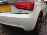 Audi - A1 - A1 - (2011 On) (01/2012) - Audi A1 Reverse Parking Sensors - BLACKPOOL - LANCASHIRE