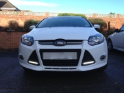 Ford Focus DRL daylight running lights - BLACKPOOL - LANCASHIRE