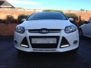 Ford Focus DRL daylight running lights - BLACKPOOL - LANCASHIRE