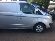 Ford - Custom - Transit Custom - Transit Custom (2013 - On) (null/nul) - 2017 Transit Custom - Dead Locks and Rep Lock - Huntingdon - Cambridgeshire
