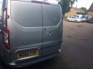 Ford - Transit - Custom - (2018 On) - Van Locks - Huntingdon - Cambridgeshire