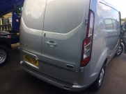 Ford - Transit - Custom (2013 - 2018) - Van Locks - Huntingdon - Cambridgeshire
