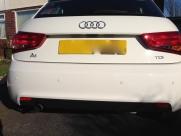 Audi A1 Reverse Parking Sensors - BLACKPOOL - LANCASHIRE