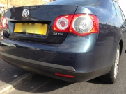 VW - Jetta (01/2006) - VW Jetta Reverse Parking Sensors - BLACKPOOL - LANCASHIRE