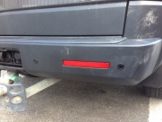 Land Rover - Discovery - Series 3 05-09 (01/2007) - Land Rover Discovery Reverse Parking Sensors - BLACKPOOL - LANCASHIRE