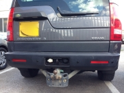 Land Rover Discovery Reverse Parking Sensors - BLACKPOOL - LANCASHIRE
