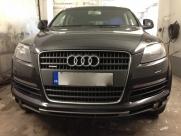 Audi Q7 Front Parking Sensors - BLACKPOOL - LANCASHIRE