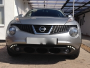 Nissan Juke DRL daylight running lights - BLACKPOOL - LANCASHIRE