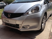 Honda Jazz Parking Sensors - Steelmate PTS800EX - BLACKPOOL - LANCASHIRE
