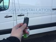 VW - Crafter - Slamlocks - Eastbourne - Sussex