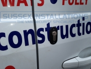 Ford - Custom - Transit Custom - Transit Custom (2013 - On) (null/201) - Ford Transit Custom Deadlocks - Van Security Locks - Eastbourne - Sussex