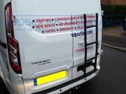 Ford - Transit - Custom (2013 - 2018) - Deadlocks - Online Shop & Worldwide Delivery - Sussex - London & The South East