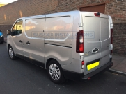 Renault - Trafic - Trafic (2014 - ON) (null/nul) - Sussex Installations REN5-SH TRAFIC SLAM HANDLE -   - Sussex - London & The South East