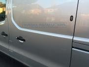 Renault - Trafic - Trafic (2014 - ON) - Locks 4 Vans T SERIES DEADLOCKS - VAUXHALL -   - Sussex - London & The South East