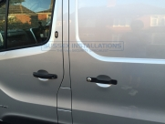 Renault - Trafic - Trafic (2014 - ON) - Sussex Installations REN2 TRAFIC SLAM HANDLE - Eastbourne - Sussex