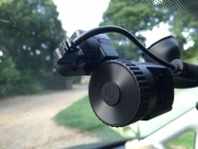 VW Caddy 2012 - Witness Camera & Parrot CK3100 Installation - ifitstuff iw1 - Eastbourne - Sussex
