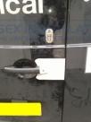 Citroen - Berlingo - Berlingo - (2009 On) - Van Handle Protection - Online Shop & Worldwide Delivery - Sussex - London & The South East