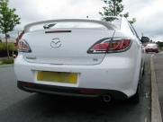 Mazda - 6 (09/2010) - Mazda 6 Reverse Parking Sensors - BLACKPOOL - LANCASHIRE
