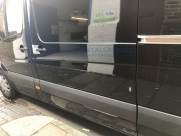 Mercedes - Sprinter - Sprinter (W906, 2014 - on Facelift) (07/2017) - Locks 4 Vans T SERIES DEADLOCKS - MERCEDES -   - Sussex - London & The South East