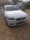 BMW - 5 Series  - Safety Witness Cameras - Oswestry - Shropshire