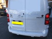 Toyota - Proace - Proace (2017 - On) - Specialist Security - Online Shop & Worldwide Delivery - Sussex - London & The South East