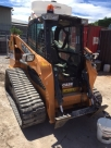 Tracker fitting Case Skid Steer - Smartrack Maxi  - Oswestry - Shropshire