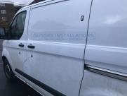 Ford - Custom - Transit Custom - Transit Custom (2013 - On) - Locks 4 Vans T SERIES VAN SLAMLOCKS -   - Sussex - London & The South East
