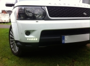 Range Rover - RangeRover Sport - Sport - (2010 - 2013) (01/2013) - Range Rover Sport DRL daylight running lights - BLACKPOOL - LANCASHIRE