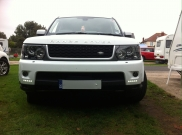 Range Rover Sport DRL daylight running lights - BLACKPOOL - LANCASHIRE